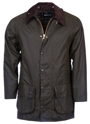 Barbour Beaufort Verde Giubbotto