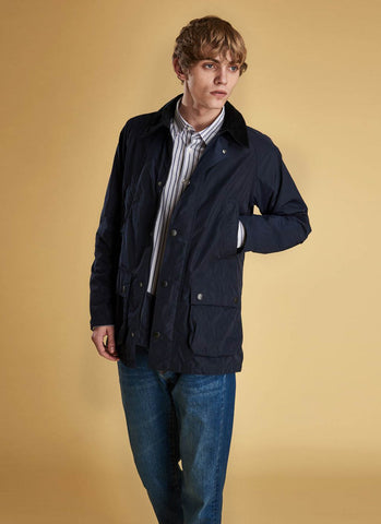 Barbour Bedale SL Bedale Casual Giubbotto Blu