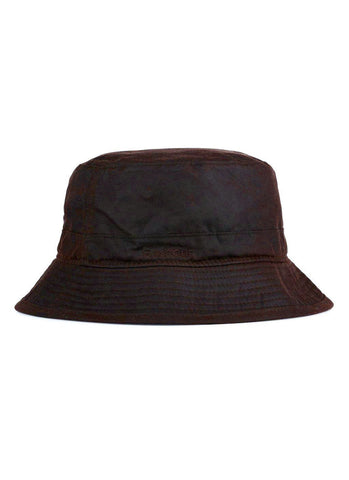 Barbour Cappello Marrone Pescatore