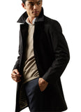 Aquascutum of London Trench Broadgate Black - menINOUTfit.com  - 2