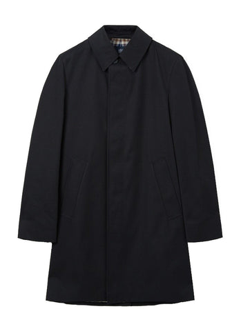 Aquascutum of London Trench Broadgate Nero