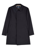 Aquascutum of London Trench Broadgate Navy Blue - menINOUTfit.com  - 1