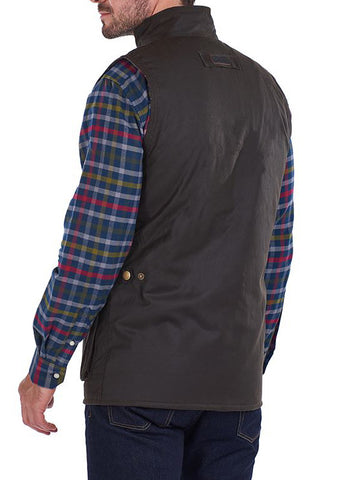 Barbour Westmorland Gilet Smanicato