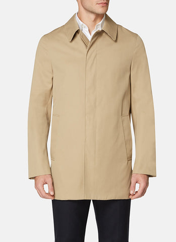 Aquascutum of London Trench Broadgate Cammelo Beige