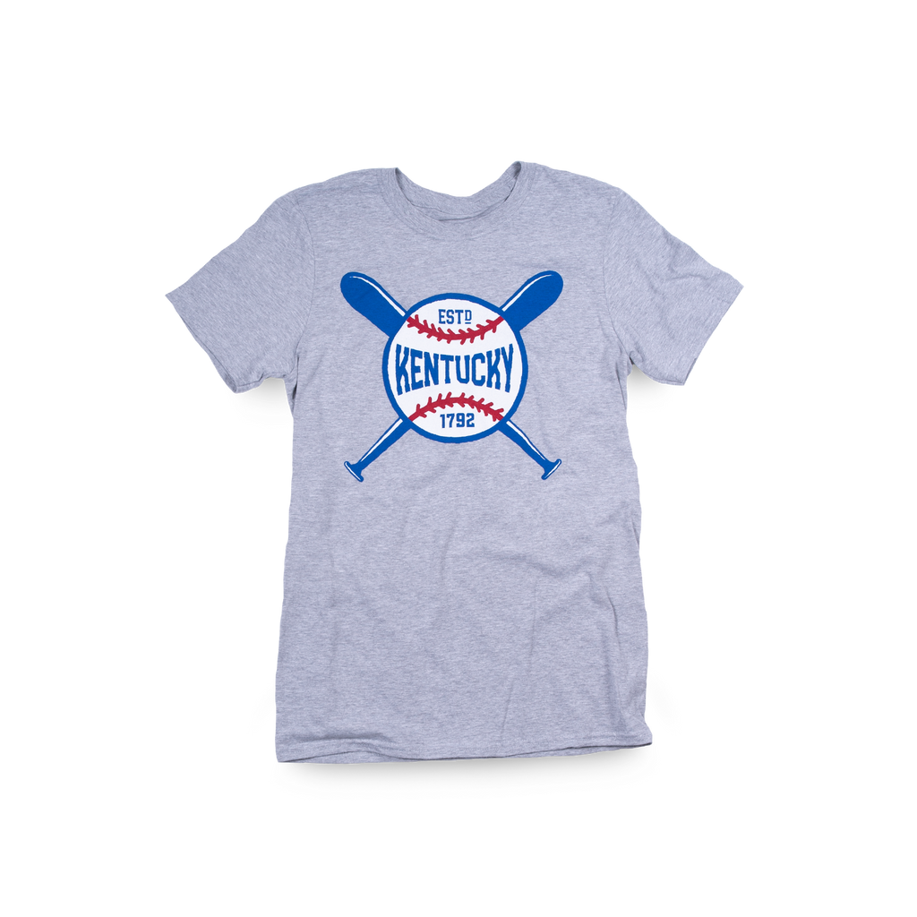 Kentucky Batter Up Sport Grey