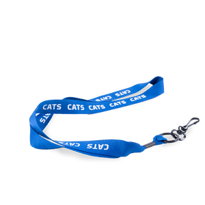 CATS Royal Lanyard