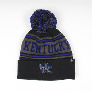 UK Finish Line Midnight Zephyr Hat