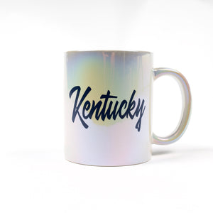 Kentucky Iridescent Mug