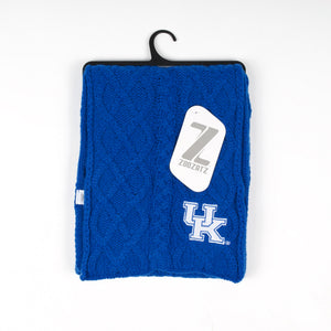 UK Team Color Cable Scarf
