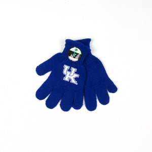 UK Tailgate Youth Knit Gloves