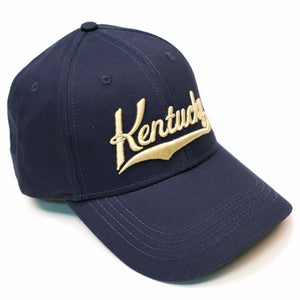 Kentucky Underline Navy Hat