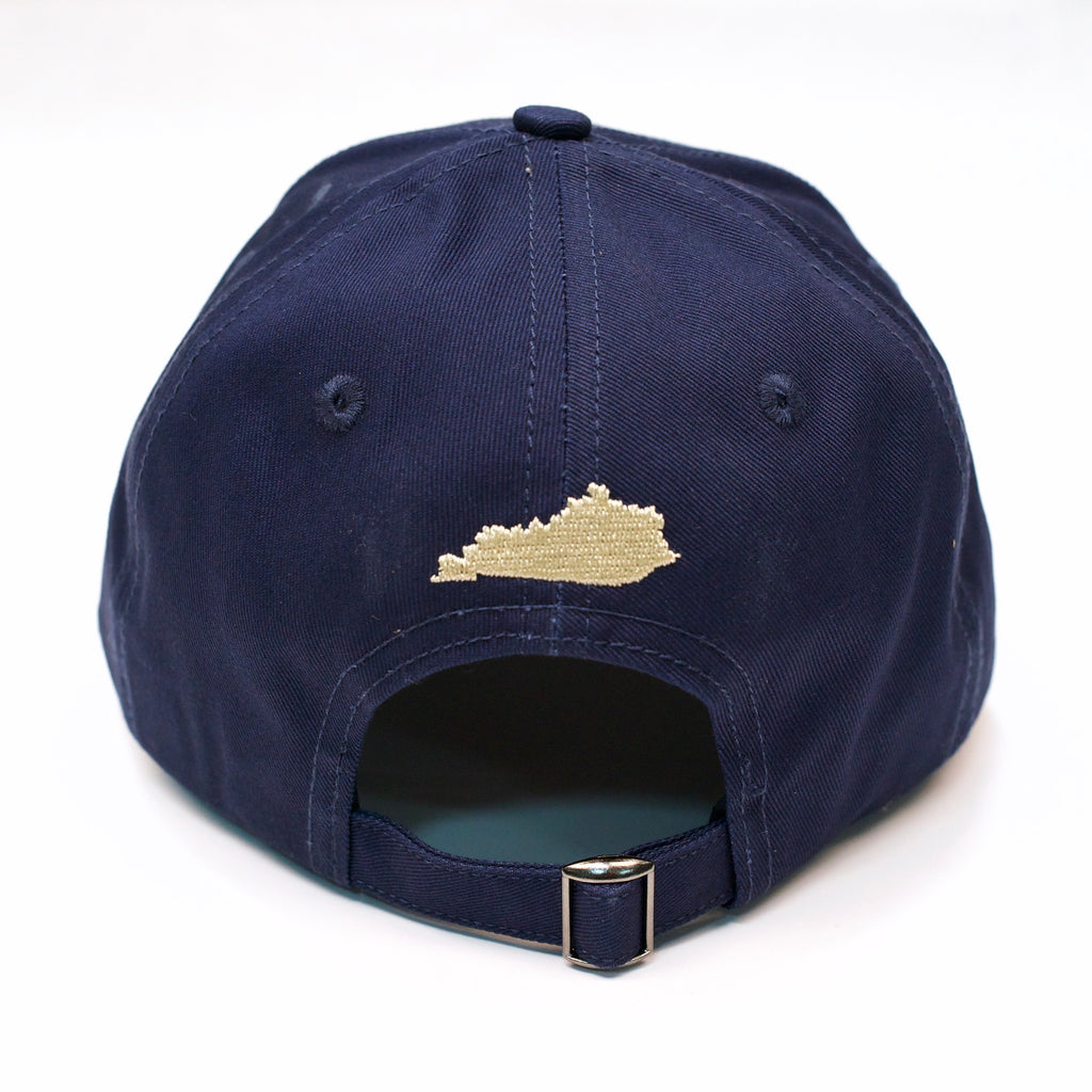 KY Block Navy Hat