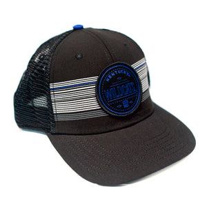 UK Rigs Black Snap Hat