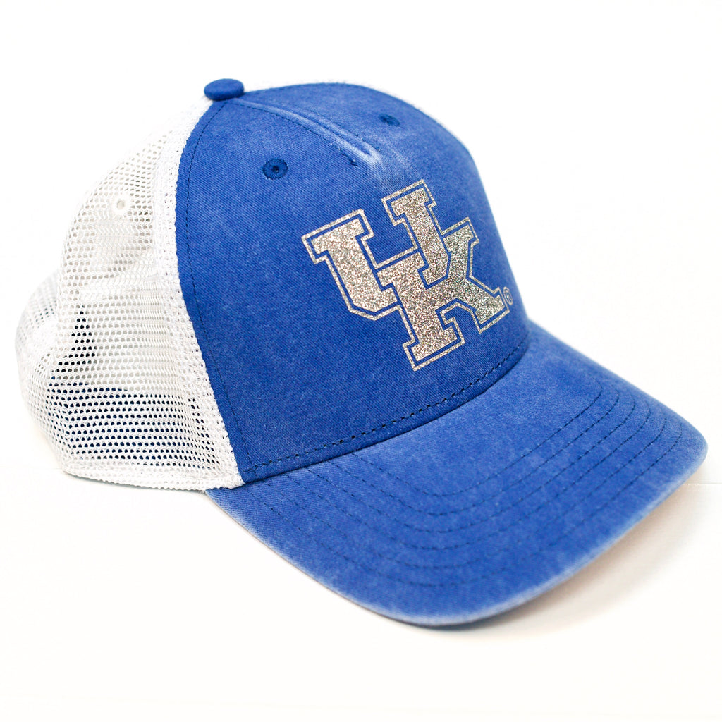UK Women's Prime Glitz Royal Snap Hat