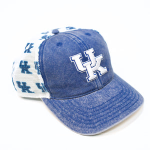 UK Women's Racer Royal Snap Hat