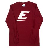 EKU Long Sleeve Maroon