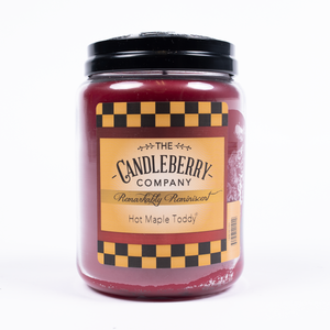 Candleberry Hot Maple Toddy Candle