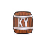 KY Bourbon Barrel Sticker