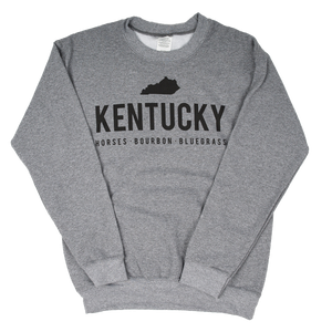 Kentucky HBB Crew Grey