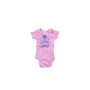 Little Wildcat Onesie Pink