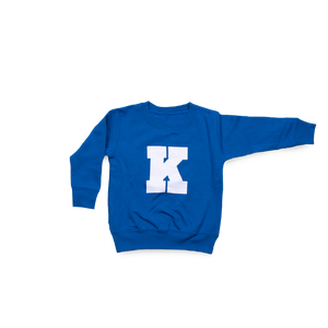 Power K Toddler Crew Royal