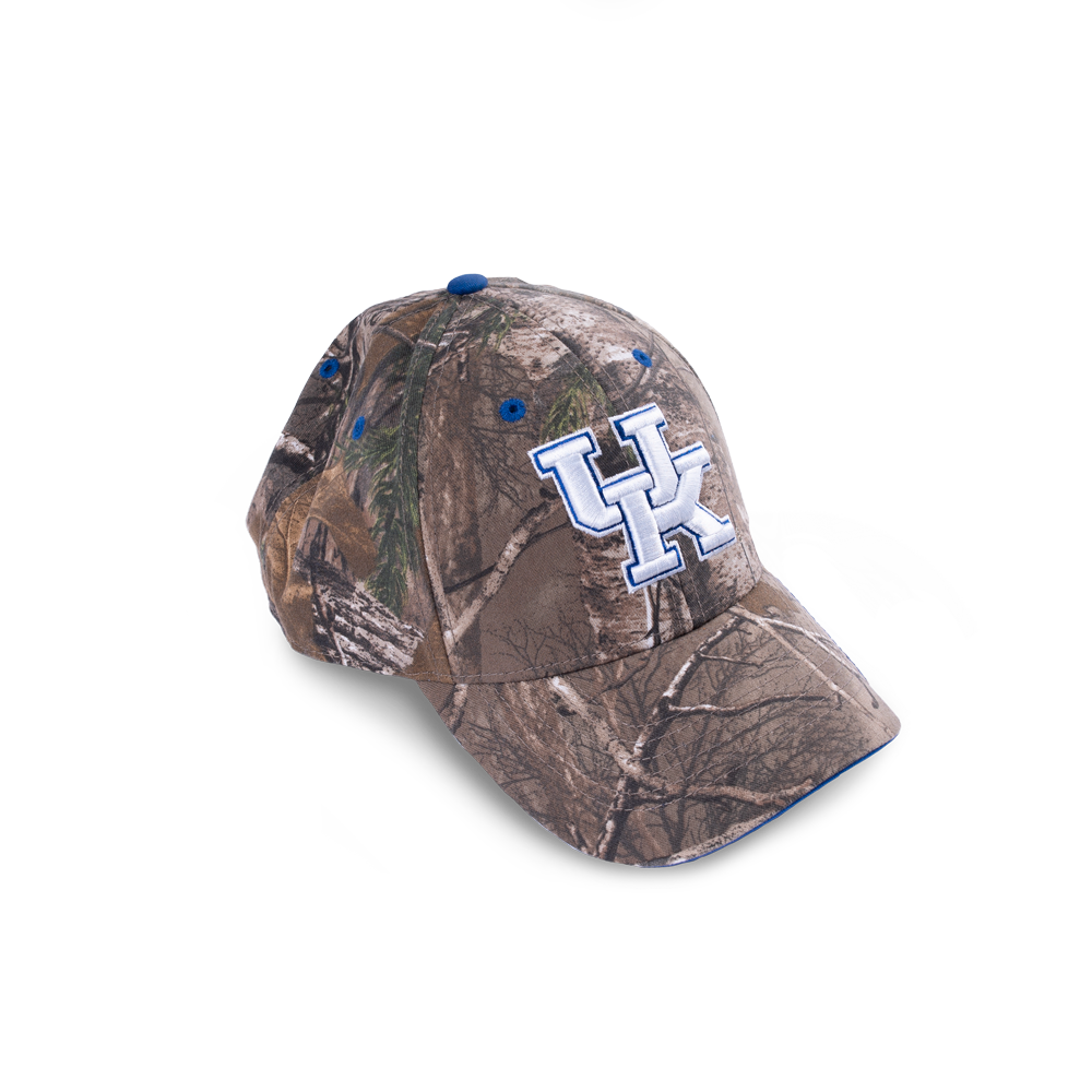UK Realtree Frost Hat
