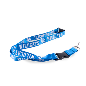 UK Blue Lanyard