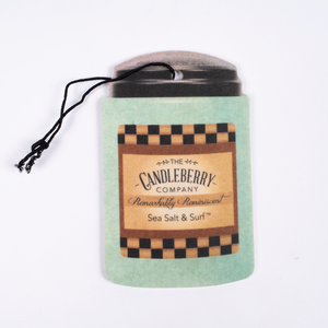 Candleberry Sea Salt & Surf Car-Go