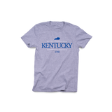 Kentucky Stacked Sport Grey