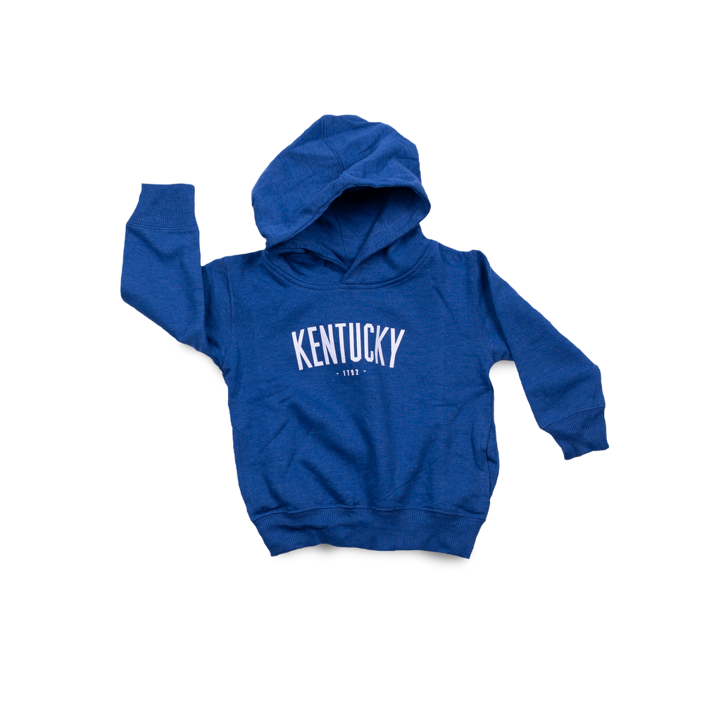 Tall Kentucky Toddler Hood Royal