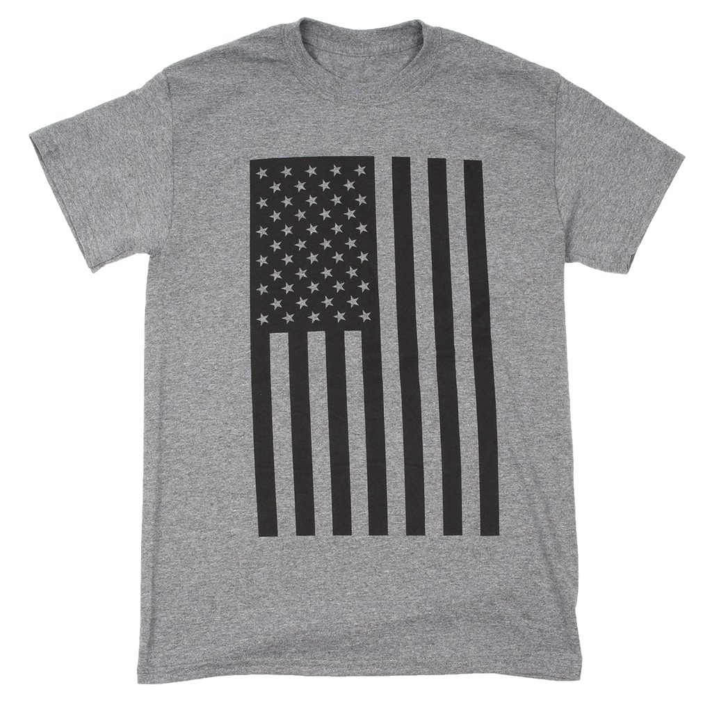 Tall Flag Grey (Graphite Heather)
