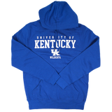 UK University Hoodie Royal