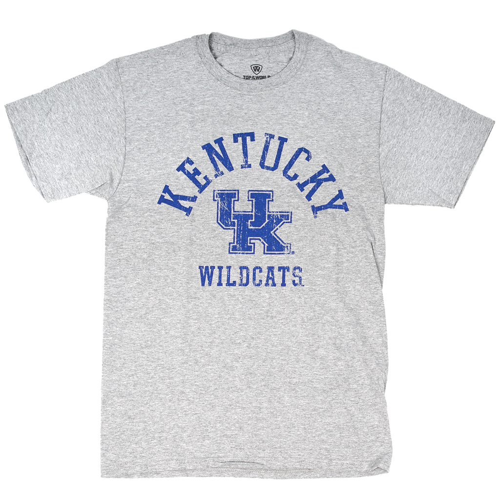 UK Kentucky Wildcats Grey