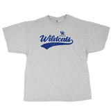 UK Wildcat Script Tail SS Oxford (Grey)
