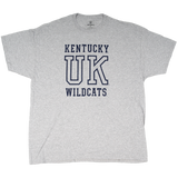 UK Vintage Kentucky Wildcats Grey Youth