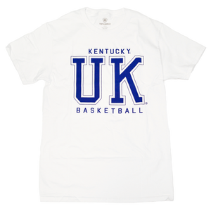 UK Basketball White