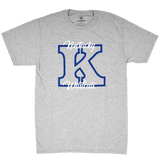 UK K Outline Grey