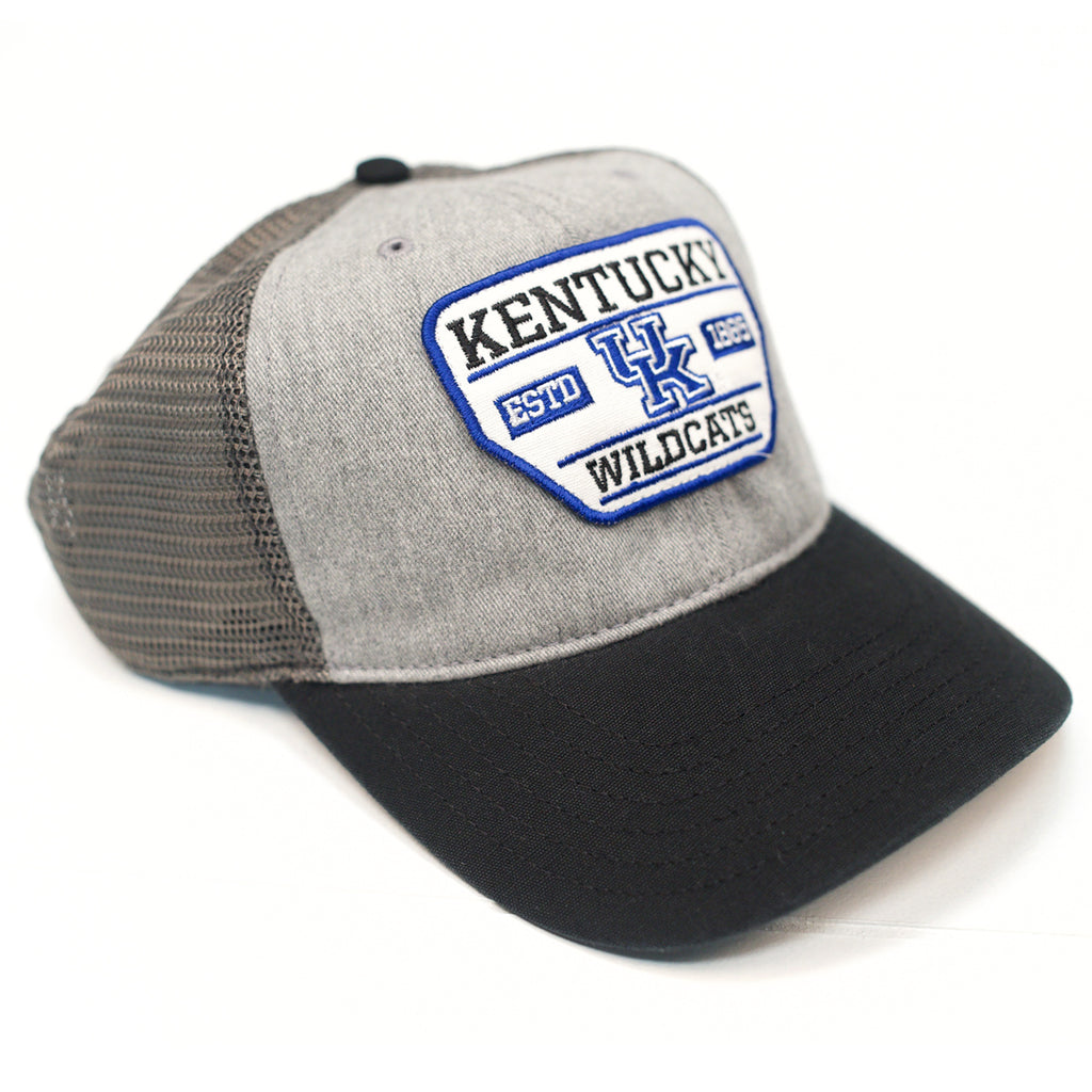 UK Score Grey/Black Snap Hat
