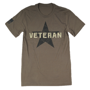Military Veteran Army Green