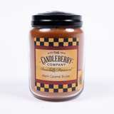 Candleberry Warm Caramel Brulee Candle