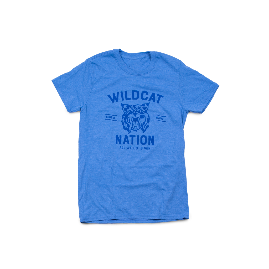 Wildcat Nation Heather Royal