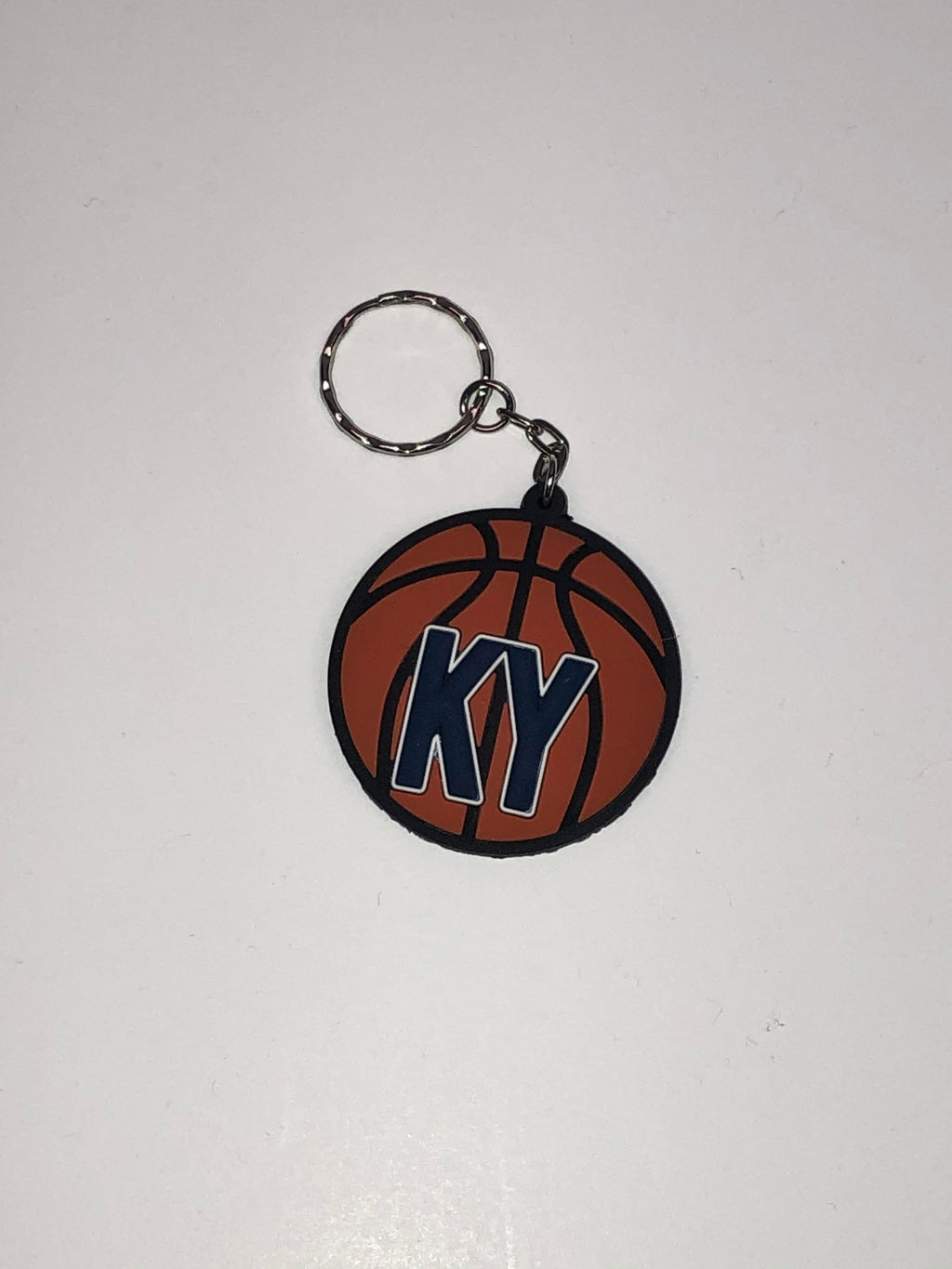 FC KY Basketball Keychain Orange
