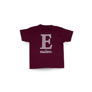 Eastern Wavy Youth Maroon