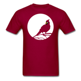 State Bird - dark red