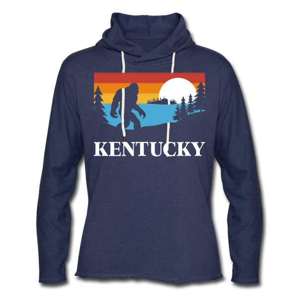 Bluegrass Bigfoot Lightweight Terry Hoodie