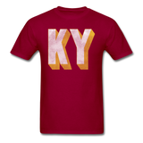 KY Classic Block - dark red