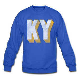 KY Classic Crew - royal blue