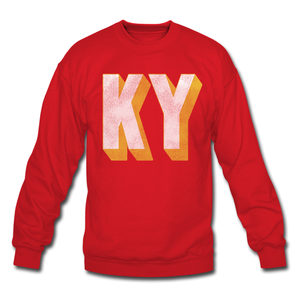 KY Classic Crew - red