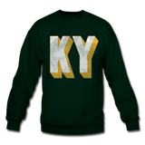 KY Classic Crew - forest green