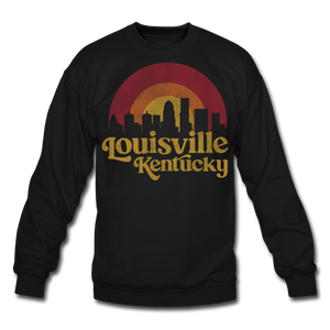The VIlle Skyline 2 Crew - black